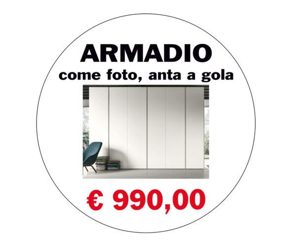 Promozione Armadio a 990,00